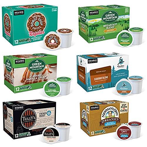 Keurig K-Cup Pod Variety Pack, Single-Serve...