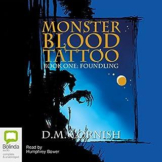 Monster Blood Tattoo cover art