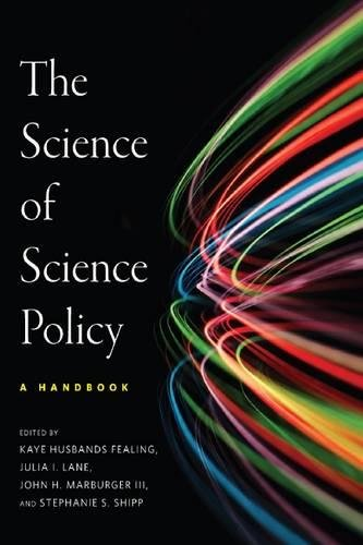 Image OfThe Science Of Science Policy: A Handbook (Innovation And Technology In The World Economy)