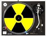 Biohazard DJ Turntable Slipmat