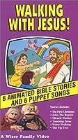 Walking With Jesus! Bible Stories for Children [DVD]