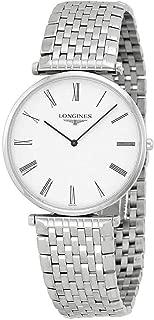 Longines La Grande Classique White Dial Stainless Steel Mens Watch L47664116
