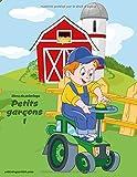 Livre de coloriage Petits garçons 1