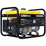 DuroStar DS4000S 4000 Watt Portable Recoil Start Gas Fuel Generator