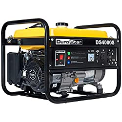 Durostar DS4000S Portable Gas-fuel Generator