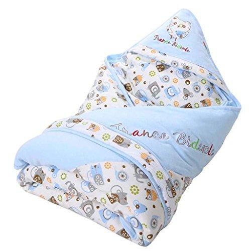 Couverture de Sommeil de bébé, édredon de bébé en Plein air Peut être épaissi Retrait de vésicule biliaire Confortable et Respirant