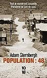Population : 48 par Sternbergh