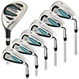 Ram Golf EZ3 Ladies Right Hand Iron Set 5-6-7-8-9-PW - Free Hybrid Included