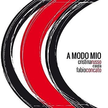 A modo mio: Cristina Russo canta Fabio Concato