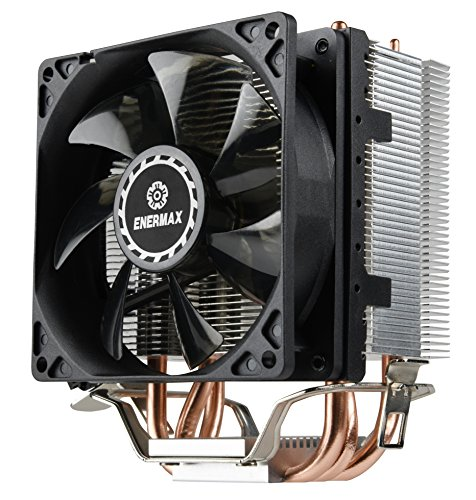 ETS-N30 ll Compact Intel/AMD CPU Cooler with Direct Heat Pipes - Enermax ETS-N31-02