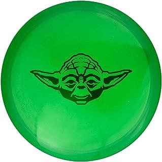 Discraft Star Wars Yoda Head Elite Z Buzzz Midrange Golf Disc [Colors May Vary]