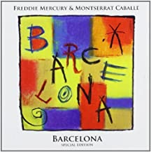 Barcelona Import Edition by Mercury, Freddie, Caballe, Montserrat (2012) Audio CD