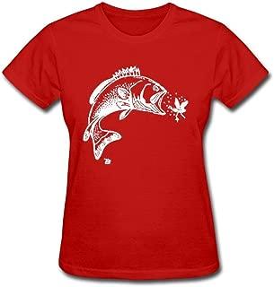 Ai Gebei Women's Ames Bros Oh Dear Short Sleeve T-Shirt