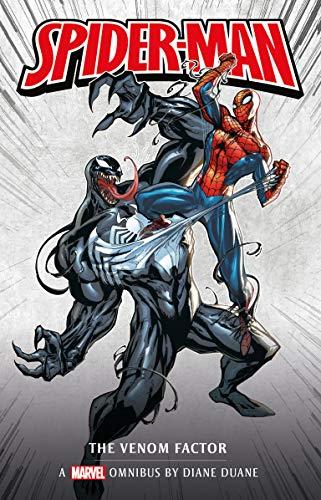 Marvel classic novels - Spider-Man: The Venom Factor Omnibus (English Edition)