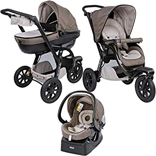 Chicco Trio Activ3 With Kit Car Dove Grey