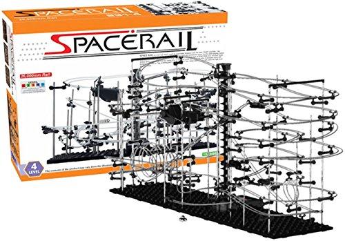 SpaceRail Level 4 - Perpetual Rollercoaster - Kugelbahn - Kugel-Achterbahn