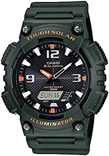 Casio Sport Watch For Men Analog Resin - AQ-S810W-3AV