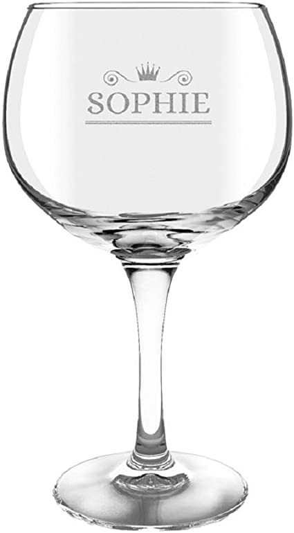 Copa Gin & Tonic Personalizada - Copa de Gin & Tonic con ...