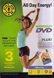 Gold's Gym All Day Energy Workout DVD