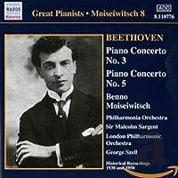 Beethoven: Piano Concertos 3/5
