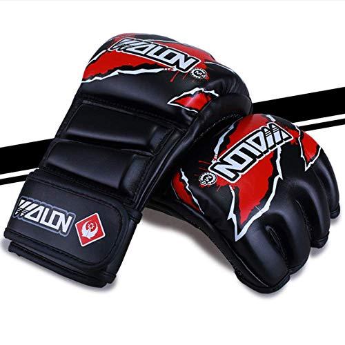 YOUSHANG - Juego de guantes de boxeo para mujer y hombre