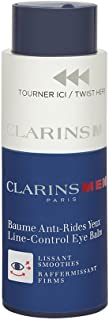Clarins Men Line-Control Eye Balm by Clarins for Men - 0.7 oz Eye Balm, 20 ml