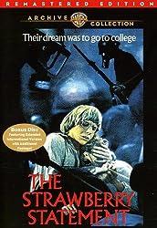 いちご白書      THE STRAWBERRY STATEMENT (1970)      自作DVDラベル&BDラベル      洋画【い】PAGE-29