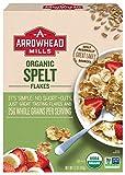 Arrowhead Mills Spelt Flakes Organic Cereal, 12 Ounce Box