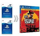 PSN Guthaben-Aufladung für Red Dead Redemption 2 Ultimate Edition | PS4 Download Code - österreichisches Konto