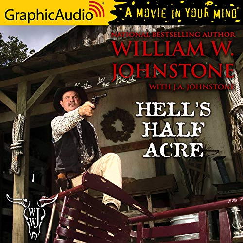 Hell's Half Acre [Dramatized Adaptation] Titelbild