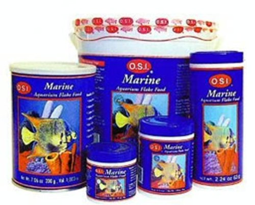 OSI Marine Lab Marine Flake Fish Food .72oz