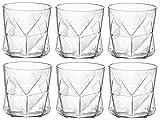 Bormioli Rocco Cassiopea Tumbler Glasses - 330ml (11.25oz) - x6