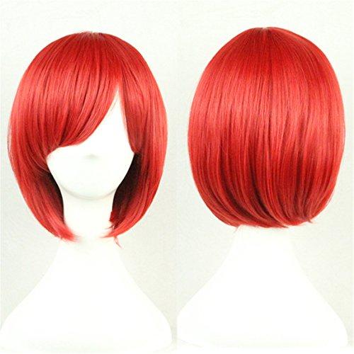 adquirir pelucas cabello rojo en internet