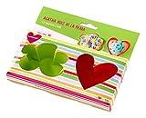 Agatha Ruiz de la Prada Muffins corazón y Nube, 12 Piezas, Silicona, Verde, 8 cm, Unidades