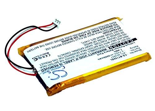 Bateria GPS Globalsat TR-150, TR-151, Li-Polymer, 2000 mAh