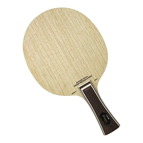 Stiga Infinity VPS V - with Diamond Touch (Classic Grip) Table Tennis Blade, Wood, One Size