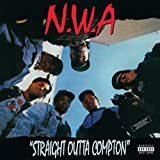 Straight Outta Compton 12 inch Analog