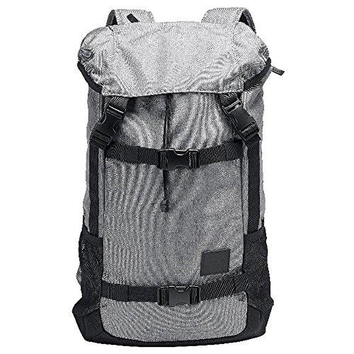 Nixon Landlock Backpack SE Rucksäcke, Heather Gray, 19.8 x 33.0 x 50.0 cm, 33 Liter