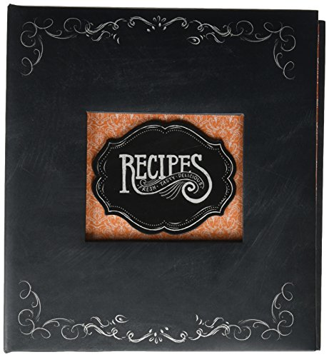 Great 20 PVC-free pocket pages recipe book - gifts for bakers cooks.