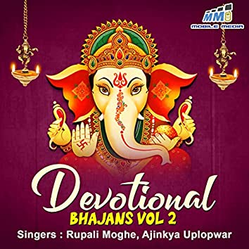 Divine Mantras Bhajans Vol. 2