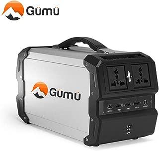 GÜMÜ 400W - Estación solar portátil de litio con generador ...