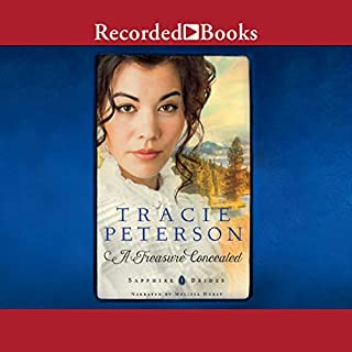 A Treasure Concealed audiobook cover art