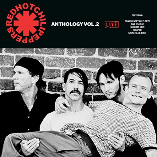 Red Hot Chilli Peppers Anthology Vol .2 (Live)
