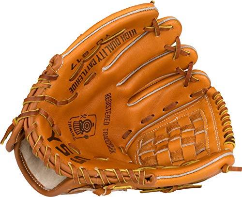Sport Otto Kinder Baseballhandschuhe für Linkshänder rechte Schlaghand, One size
