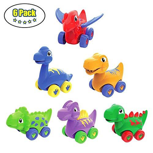 GoStock Dinosaur Toy Cars for...