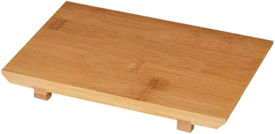 FRCOLOR Sale SALE% OFF Sushi Serving Tray Bamboo Style 2021 autumn and winter new Plate Japanese Sas