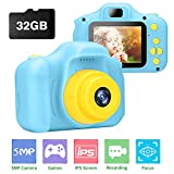 Best Digital Video Camera For Kids - Kids Camera, Ufinetec Digital Photo & Video Toy Review
