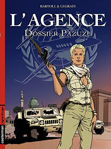 L'Agence, Tome 2 : Dossier Pazuzu