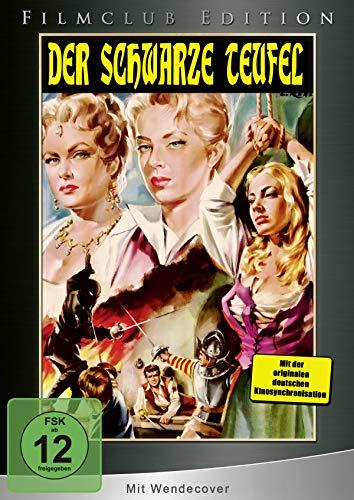 Der schwarze Teufel - Limitiert auf 1200 Stück - Filmclub Edition # 78