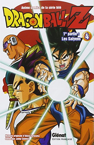 Dragon Ball Z - 1re partie - Tome 04: Les Saïyens
